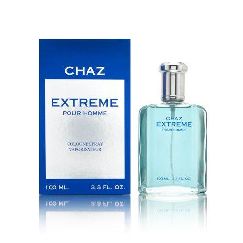 Chaz Extreme Pour Homme by Jean Philippe 3.3 oz Cologne