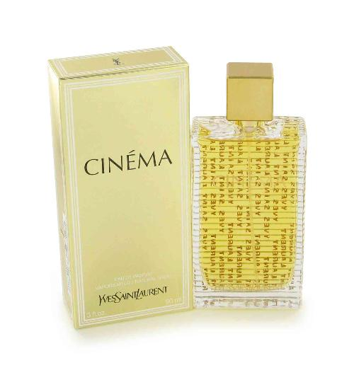 Cinema by Yves Saint Laurent 1.6 oz EDT for Women