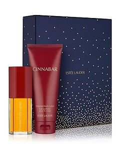Cinnabar by Estee Lauder 2 piece gift set for women
