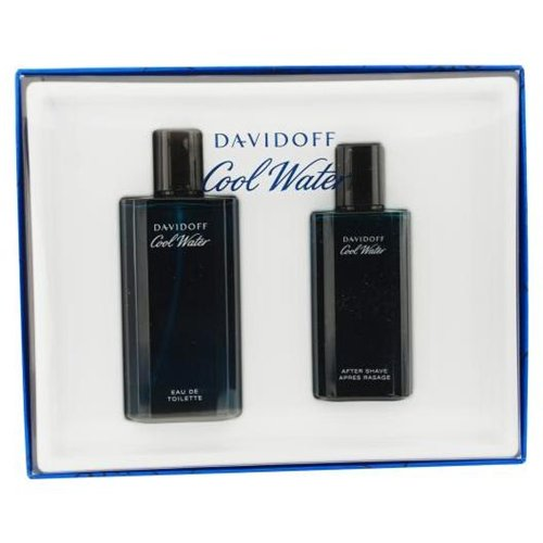 Cool Water by Davidoff 2 Pc Gift Set for Men