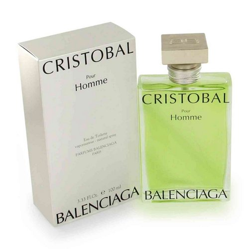 Cristobal pour Homme by Balenciaga 1 oz EDT for men
