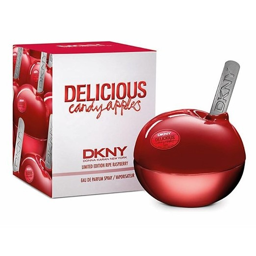 DKNY Delicious Candy Apples Ripe Raspberry 1.7 oz EDP