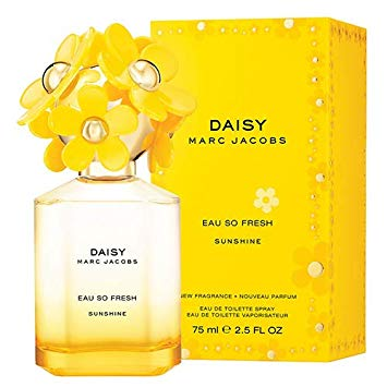 Daisy Eau So Fresh Sunshine by Marc Jacobs 2.5 oz EDT Unbox