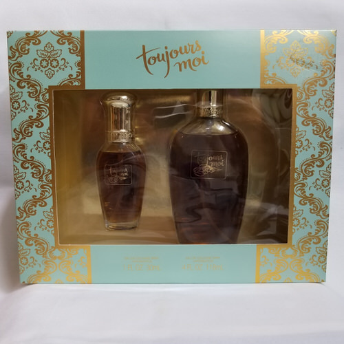 Toujours Moi by Dana 4 oz & 1 oz cologne for women