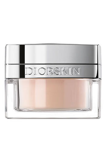 Diorskin Nude Natural Glow Fresh Powder Makeup SPF 10 - Cameo