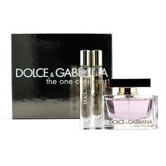 Dolce & Gabbana Rose The One 2.5 oz gift set