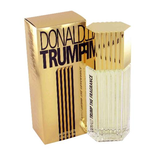 Donald Trump 3.4 oz EDT unbox for men