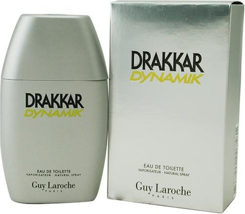 Drakkar Dynamik by Guy Laroche 3.4 oz EDT for men