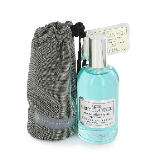 Eau De Grey Flannel by Geoffrey Beene 4 oz EDT UNBOX for Men