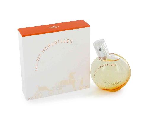 Eau Des Merveilles by Hermes 3.3 oz EDT for Women