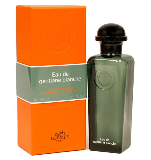 Eau de Gentiane Blanche by Hermes 1.7 oz EDC for men and women