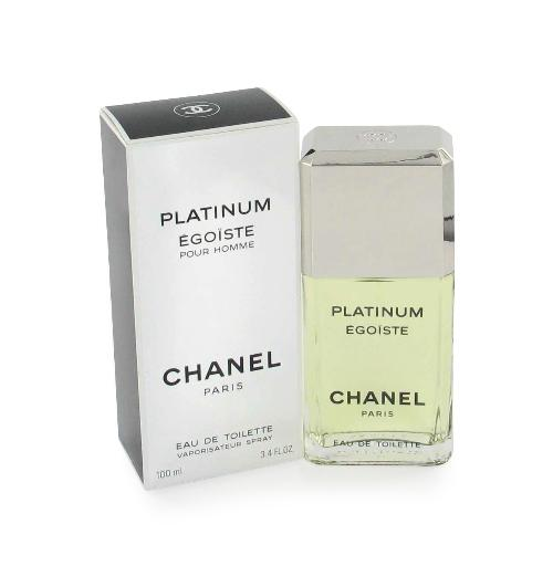 Egoiste Platinum by Chanel 3.4 oz EDT for Men