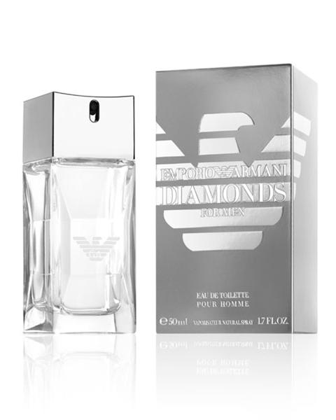 Emporio Armani Diamonds 2.5 oz EDT tester for men