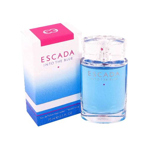 Escada Into The Blue by Escada 2.5 oz EDP for Women