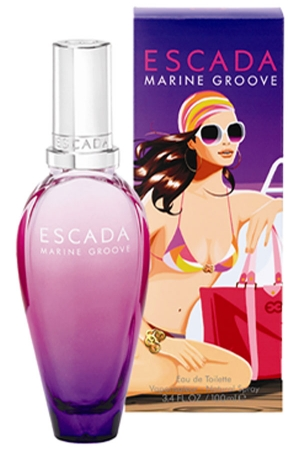 Escada Marine Groove by Escada 3.4 oz EDT for Women
