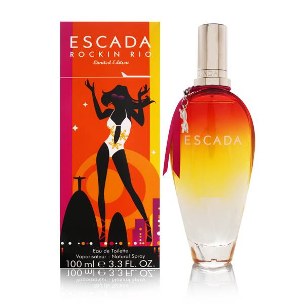 Escada Rockin' Rio by Escada 3.3 oz Ltd Edition EDT for Women