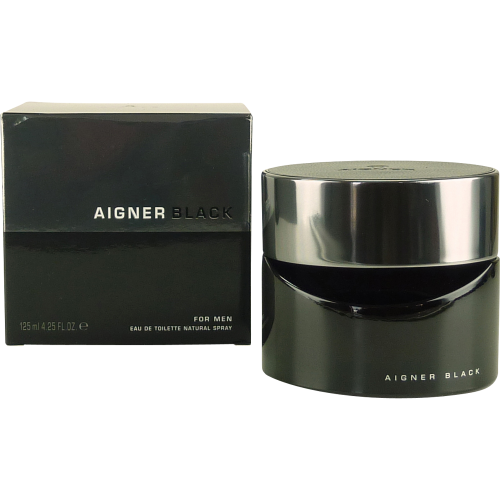 Aigner Black by Etienne Aigner 4.2 oz EDT for men