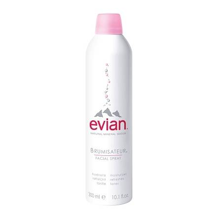 Evian Spray Natural Mineral Water Facial Spray, 10.1 oz