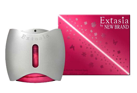 Extasia by New Brand 3.4 oz EDP for women