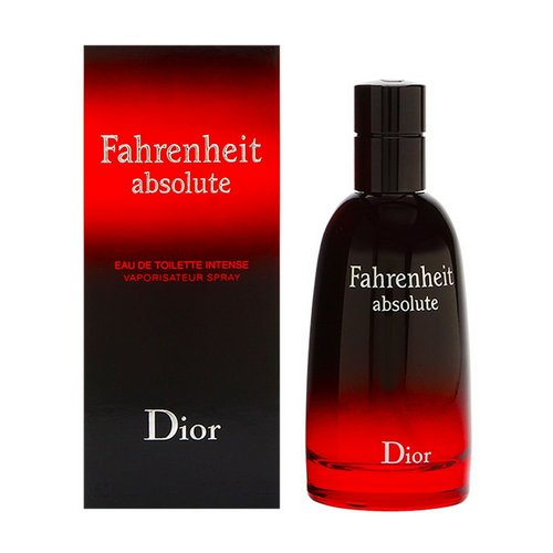 Fahrenheit Absolute by Christian Dior 3.4 oz EDT for Men