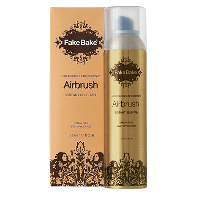 Fake Bake Airbrush 7.1 oz Instant Self-Tan Spray