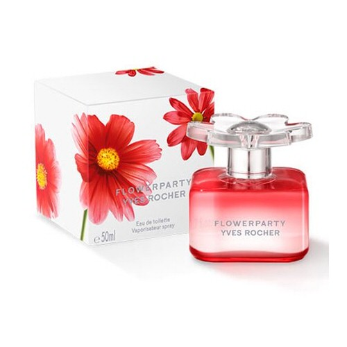 FlowerParty by Yves Rocher 1.7 oz EDT for women
