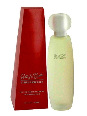 Girlfriend by Patti LaBelle 3.4 oz EDP Unbox for women