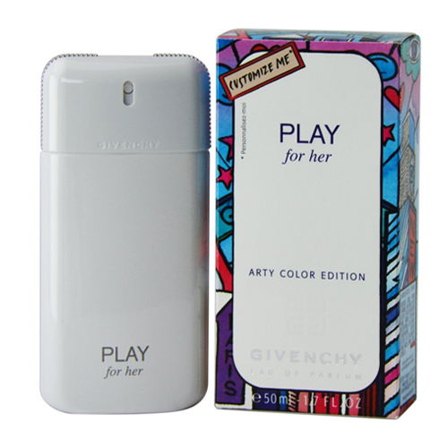 Play Arty Color Edition by Givenchy 1.7 oz EDP for women