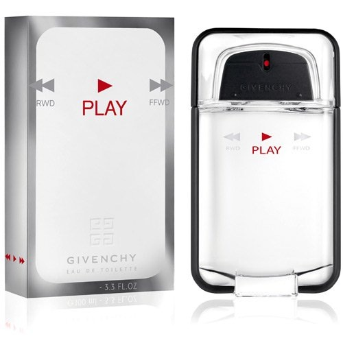 Play by Givenchy 3.4 oz EDT for Men