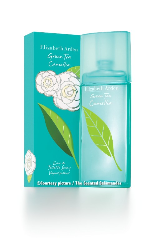 Green Tea Camellia by Elizabeth Arden 3.3 oz EDT Tester