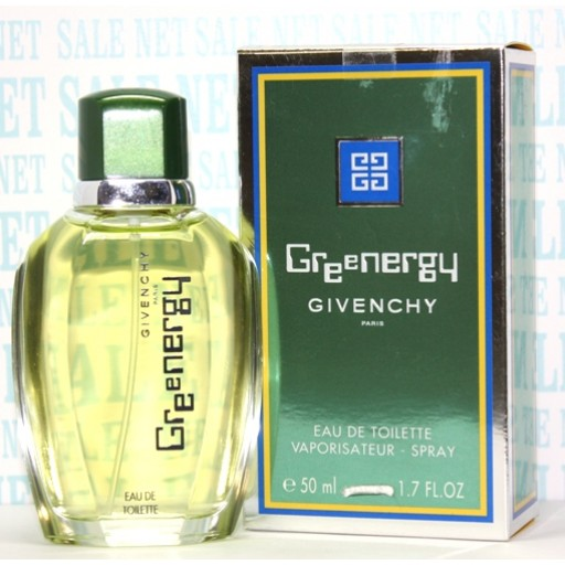 Greenergy by Givenchy 1.7 oz EDT for men