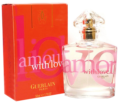 Guerlain Amore Amour with Love 1.7 oz EDT for women