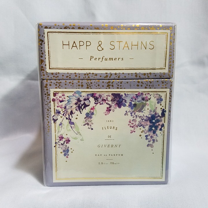 Fleurs De Giverny by Happ & Stahns 2.5 oz EDP for women