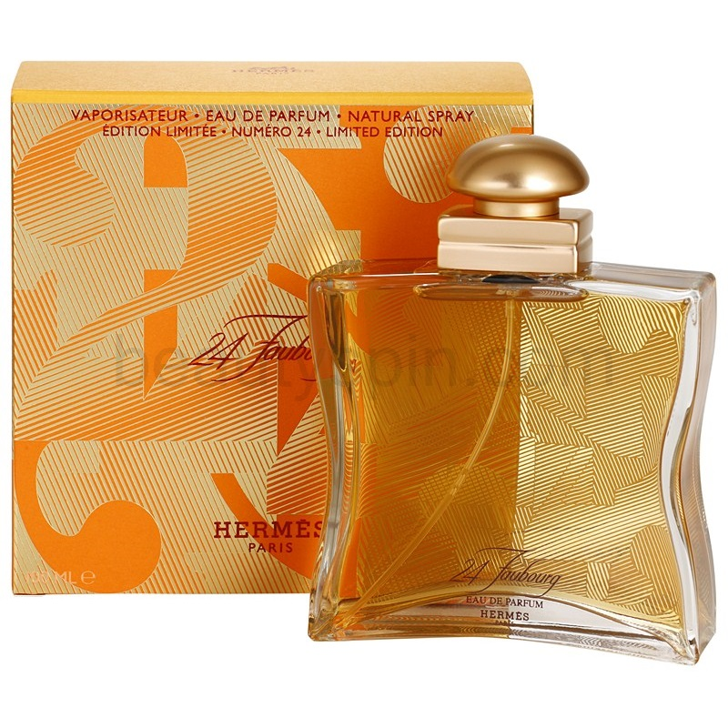 24 Faubourg Limited Edition 2012 by Hermes 3.4 oz EDP