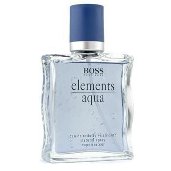 Elements Aqua by Hugo Boss 3.3 oz EDT unbox for men