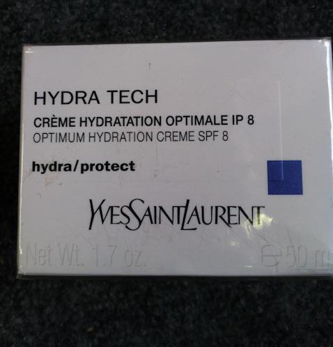 Hydra Tect Optimum by YSL SPF 8 Hydration Crème 1.7oz/50ml