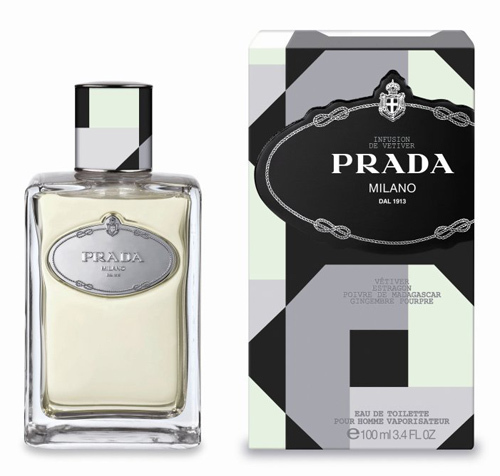 Prada Infusion De Vetiver by Prada 3.4 oz EDT for men