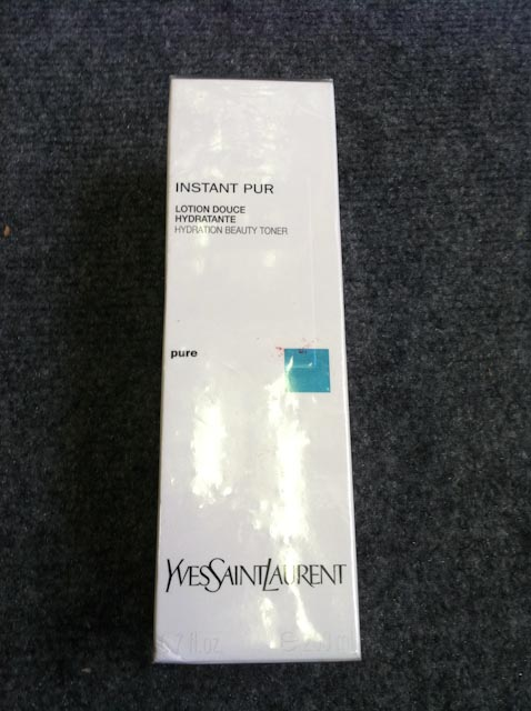 Instant Pur Hydration Beauty Toner by YSL 6.7oz/200ml