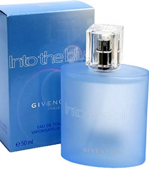 Into the Blue by Givenchy 1.7 oz EDT