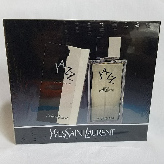 Jazz by Yves Saint Laurent 2 piece gift set for men