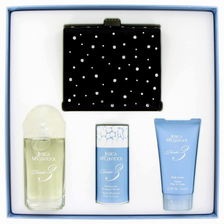 Jessica McClintock Number 3 - 4 Pc Gift Set for women