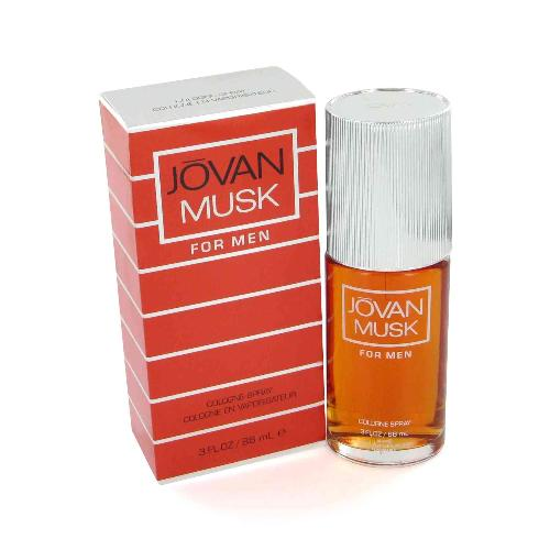 Jovan Musk by Jovan 3 oz Cologne for Men