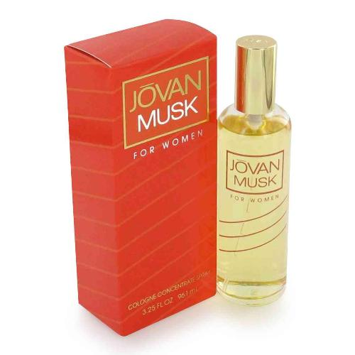 Jovan Musk by Jovan 1.25 oz Cologne for Women