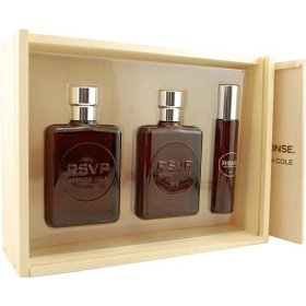 Kenneth Cole Rsvp by Kenneth Cole 3 Pc Gift Set for Men