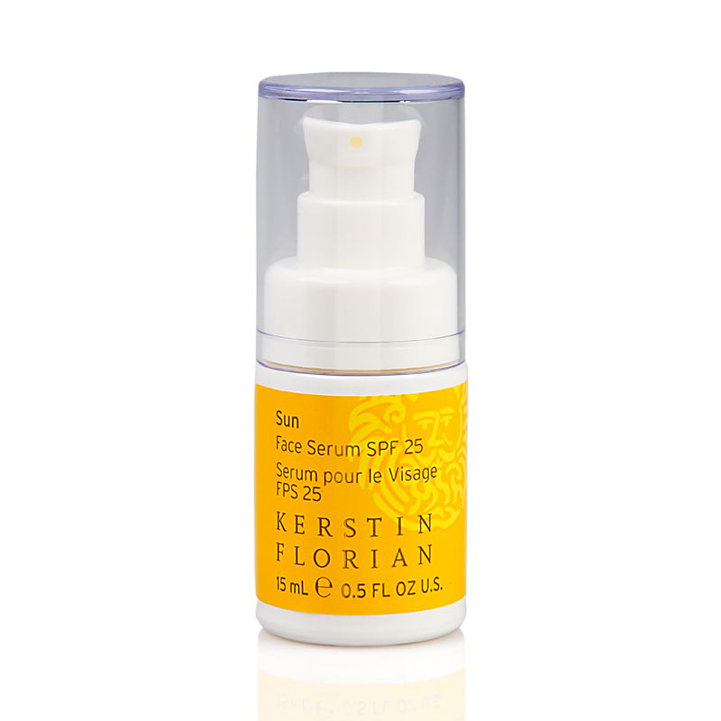 Kerstin Florian Face Serum SPF 25, 0.5 oz