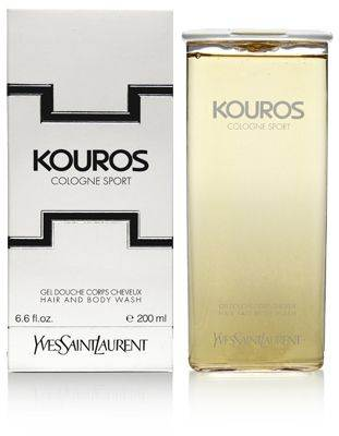 Kouros by Yves Saint Laurent 6.6 oz Hair and Body Wash