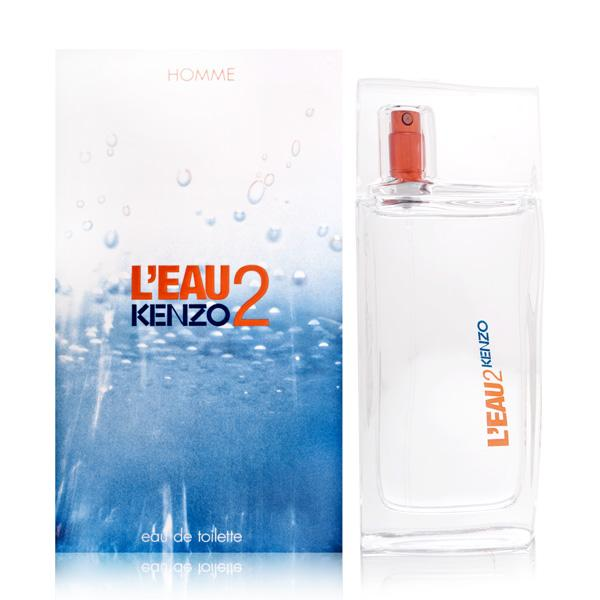 L'eau Par Kenzo 2 by Kenzo 3.4 oz EDT for men