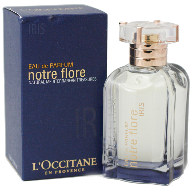L'Occitane Notre Flore Iris 2.5 oz EDP for women