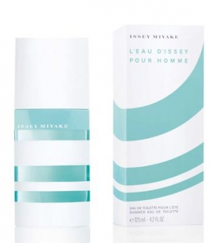 L'eau d'Issey Pour Homme Summer 2010 by Issey Miyake 4.2 oz EDT