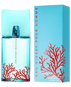L'eau d'Issey Pour Homme Summer 2011 by Issey Miyake 4.2 oz EDT